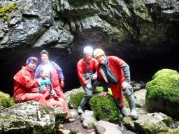 Speleological Escapades…
